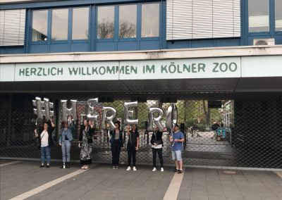 At Koelner Zoo